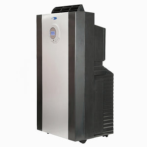 Dual Hose Portable Air Conditioner with 3M™ Antimicrobial Filter Whynter  ARC-143MX - Air Purifier Center