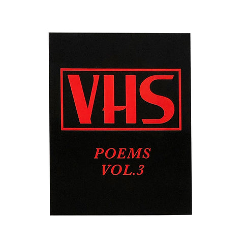 VHS POEMS Vol.3