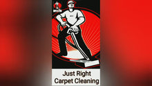 "Load and play video in Gallery viewer, "" 2 piece Deep Cleaning Couch"""