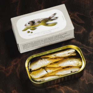 José Gourmet Small Sardines in Extra Virgin Olive Oil