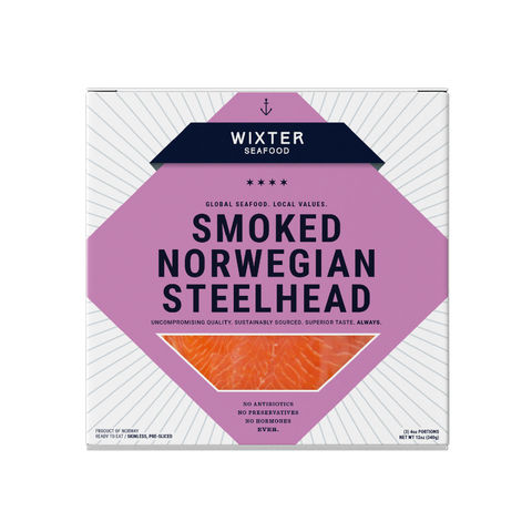 Smoked Norwegian Steelhead