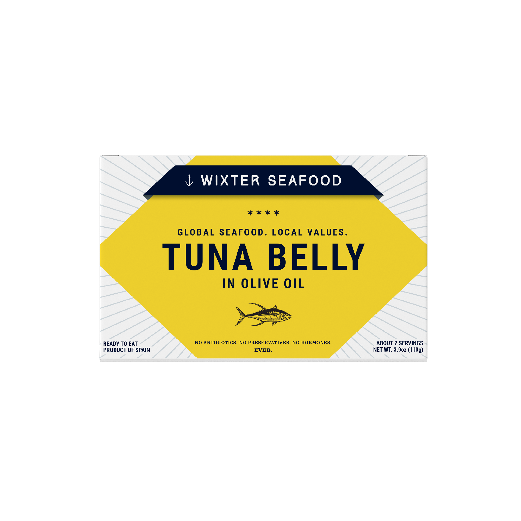 Tuna Belly in Olive Oil