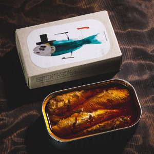 José Gourmet Sardines in Tomato Sauce - Case of 8