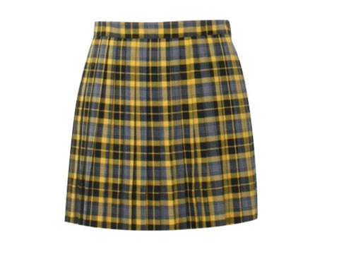 CHER PLAID SKIRT SHORT