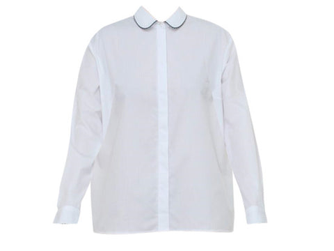 CHER PETER PAN COLLAR SHIRT