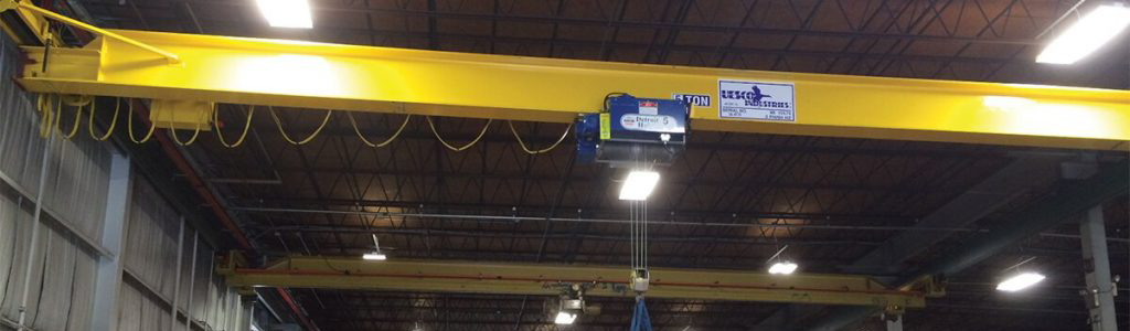 Uesco Cranes Single Girder Overhead Crane