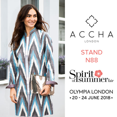 Accha at the Spirit of Summer Fair, 20-24 June