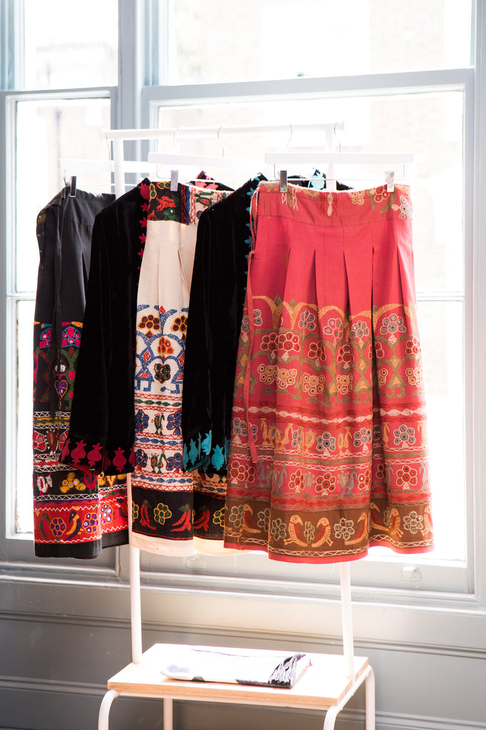 Tribal Vintage Skirts