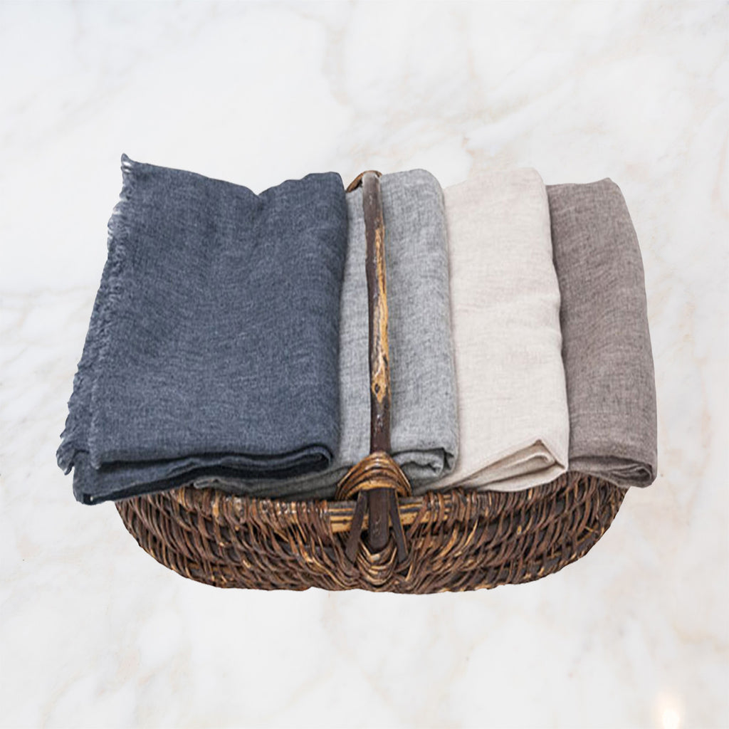 Merino Wool Throws