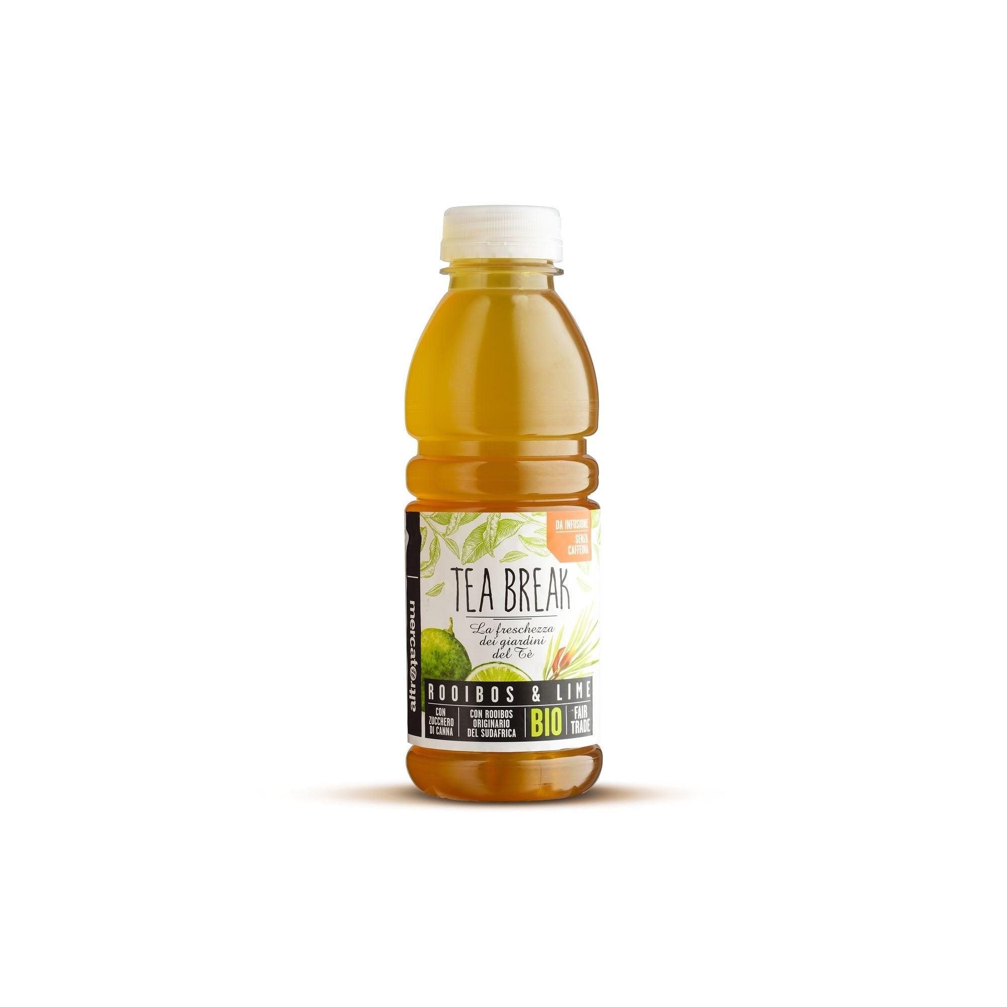 TÉ AL ROOIBOS E LIME TEA BREAK - BIO - 500 ml