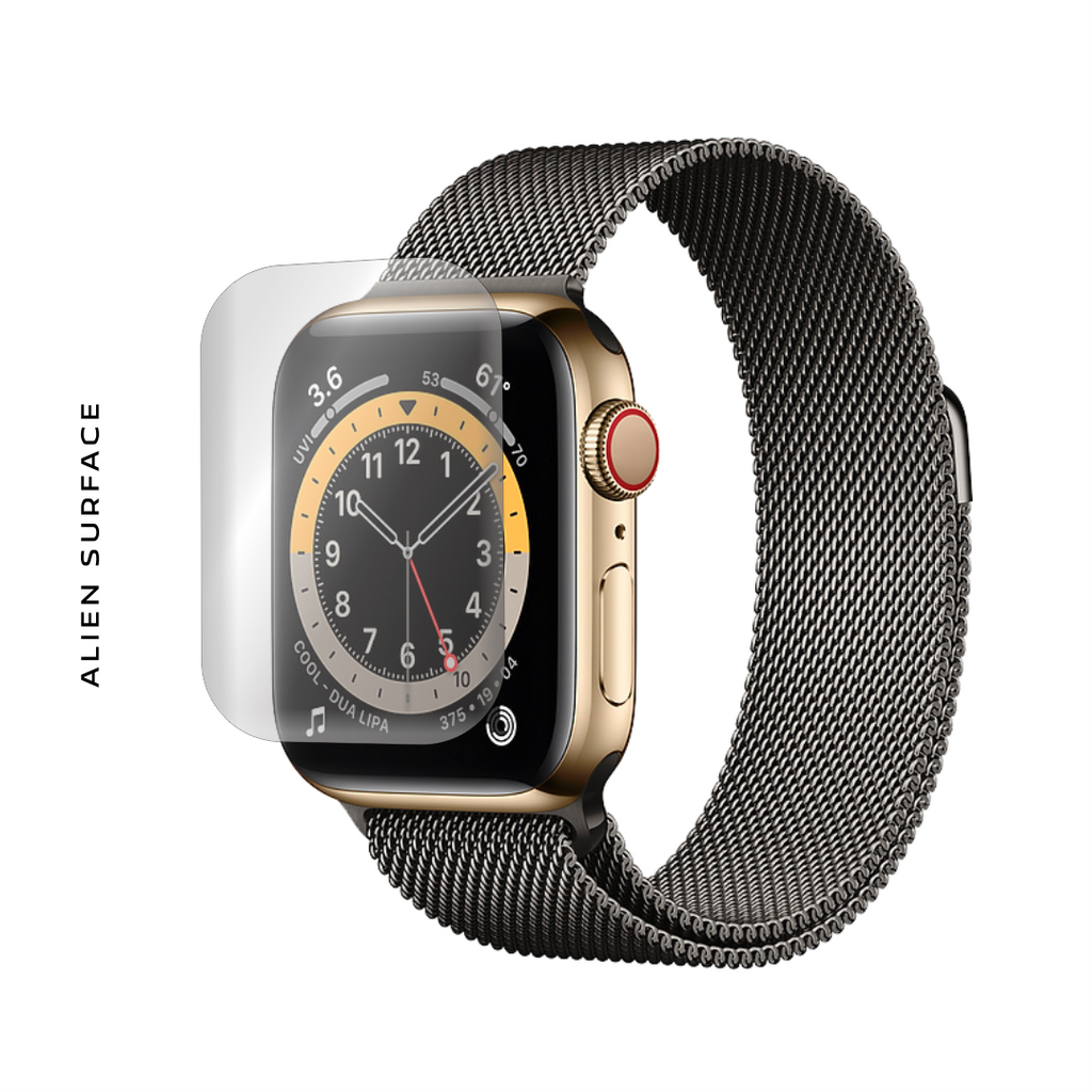 Apple Watch 6 44mm film protection, Alien Surface