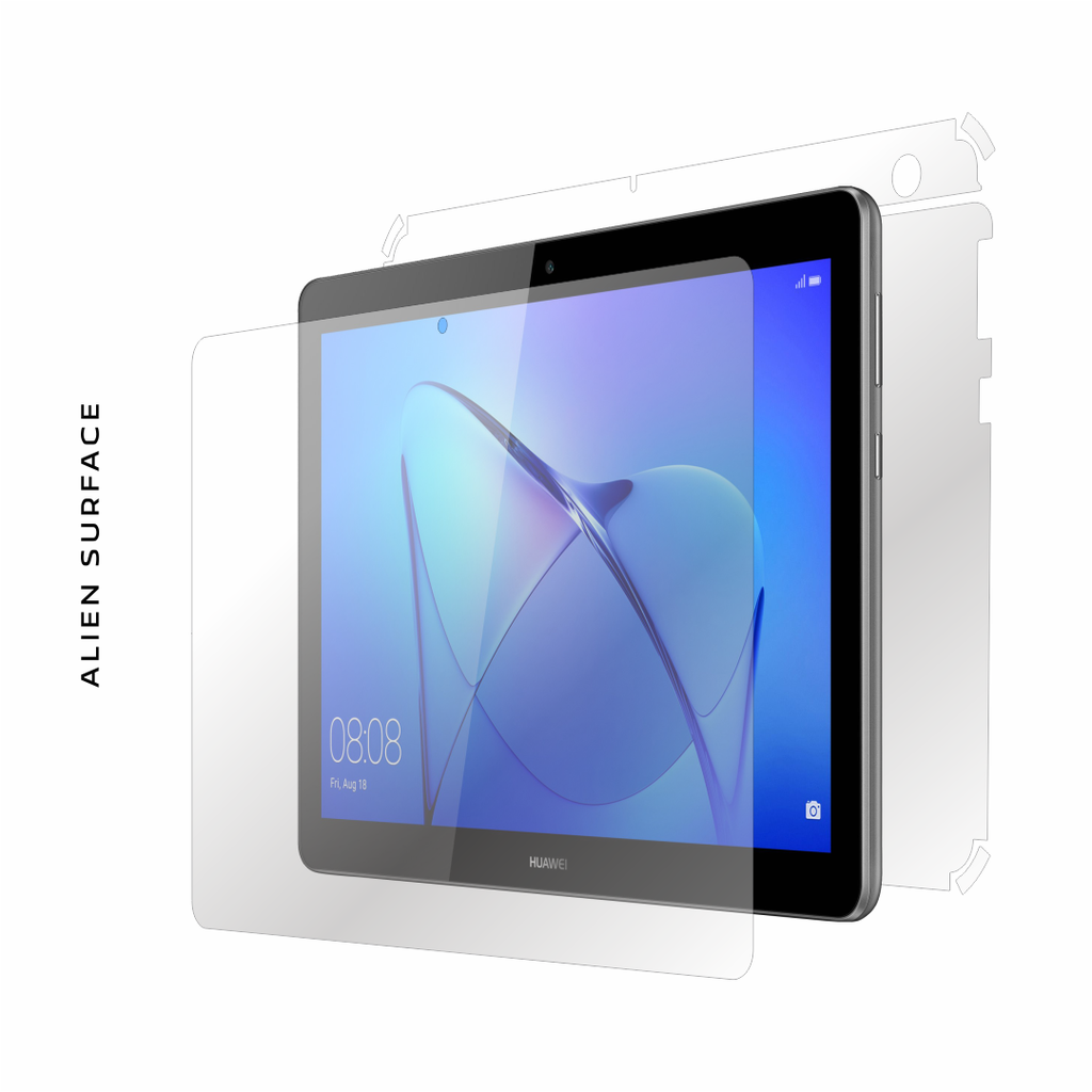 Huawei MediaPad T3 10 inch film protection, Alien Surface