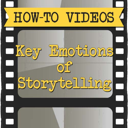 Key Emotions of Storytelling