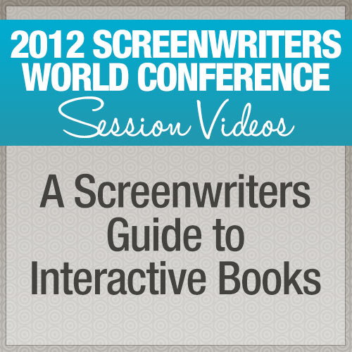 A Screenwriters Guide to Interactive Books
