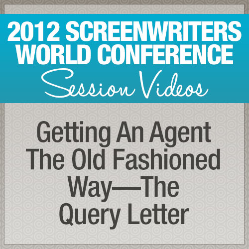 Getting An Agent The Old Fashioned Way—The Query Letter