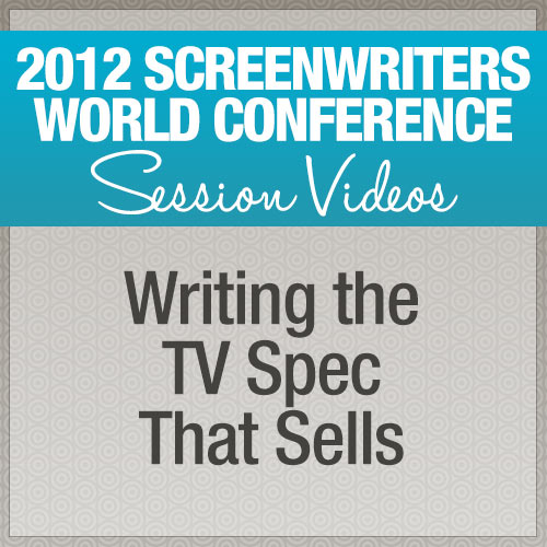 Writing the TV Spec That Sells