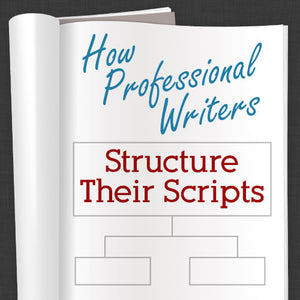 How Professional Writers Structure Their Scripts