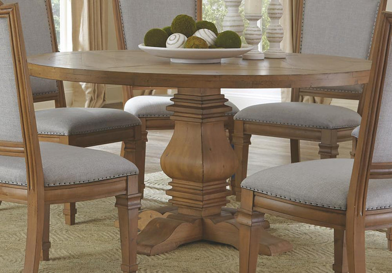 Florence Round Formal Dining Table image