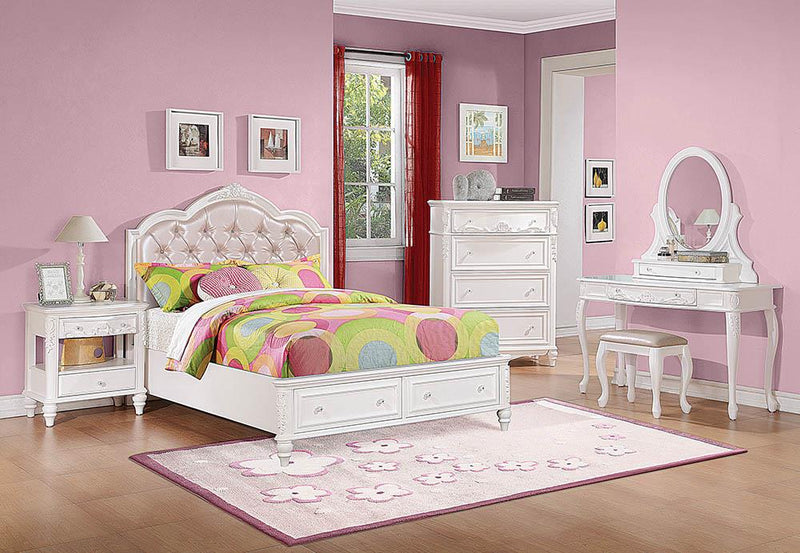 Caroline Twin Storage Bed image