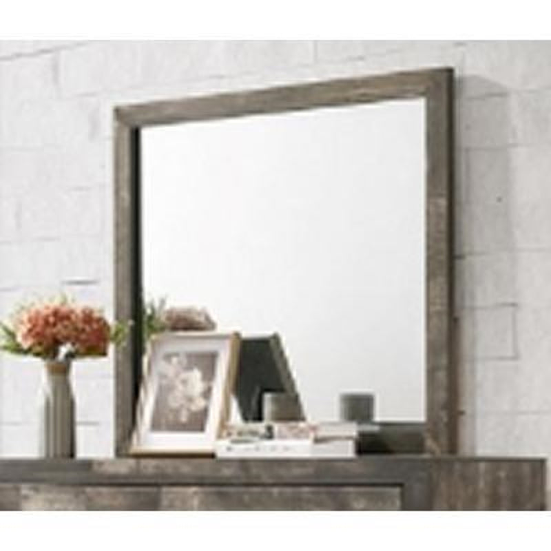 Crown Mark Tallulah Dresser Mirror in Brown B9400-11 image