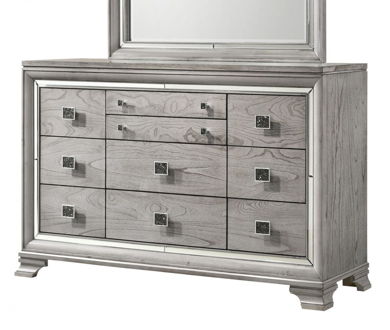 Crown Mark Vail Dresser in Grey B7200-1 image