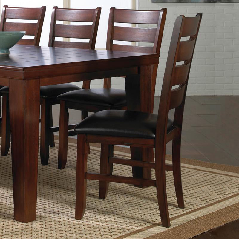 Crown Mark Bardstown Side Chair in Espresso (Set of 2) 2152S image