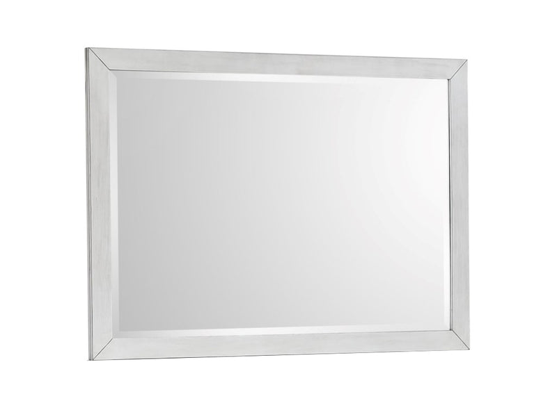 Crown Mark White Sands Dresser Mirror in White B8260-11 image
