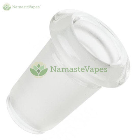 "Picture of NamasteVapes 14mm to 18mm Glass Adapter | מתאם זכוכית 14 מ""מ ל-18 מ""מ נמסטה וייפס"