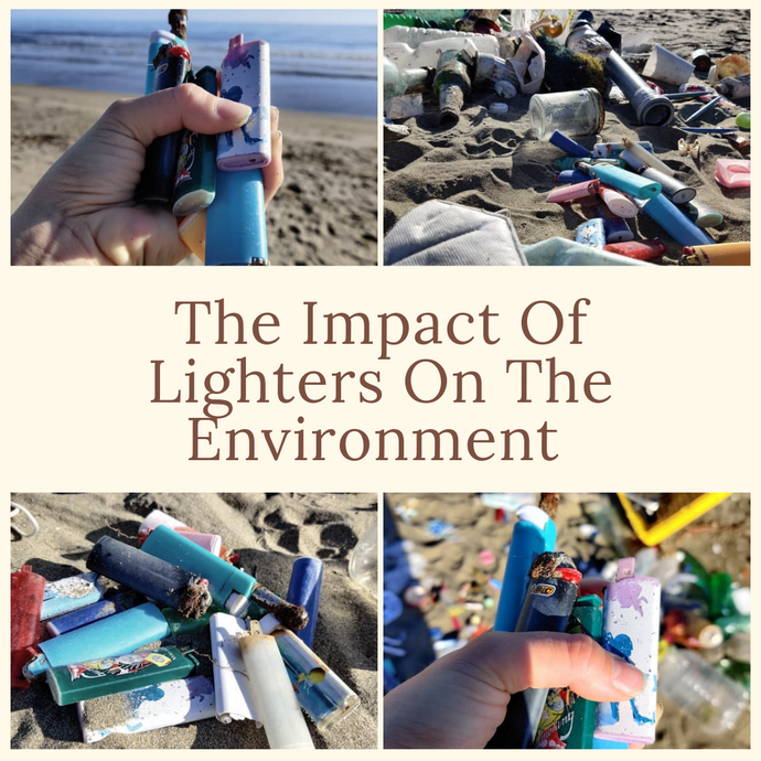 The Impact of Lighters On The Environment