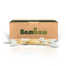 Load image into Gallery viewer, Bambaw Cotton Buds