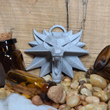 Geralt of Rivia Witcher Medallion
