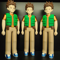 Brock Harrison 3d Model Gym Leader