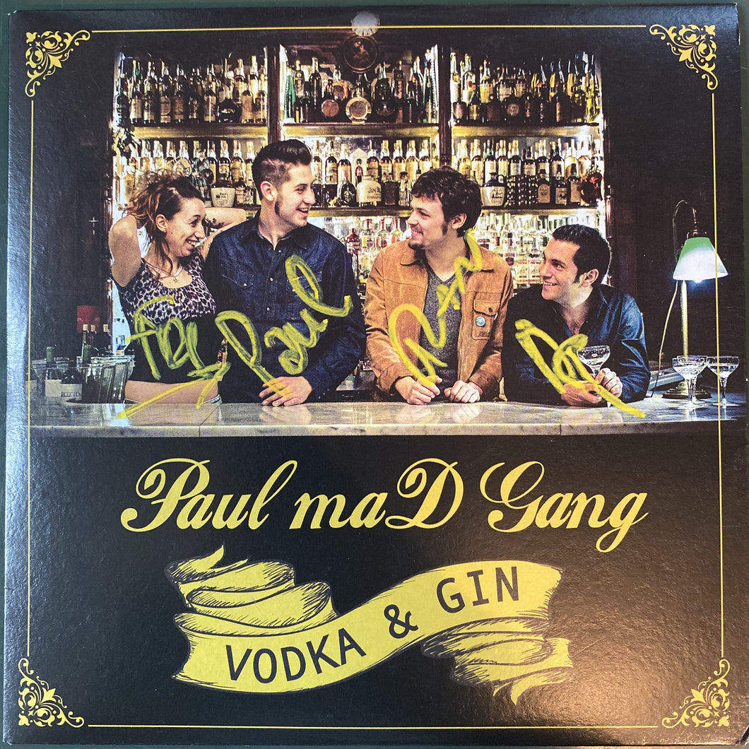 z Paul maD Gang - Vinyl 45''