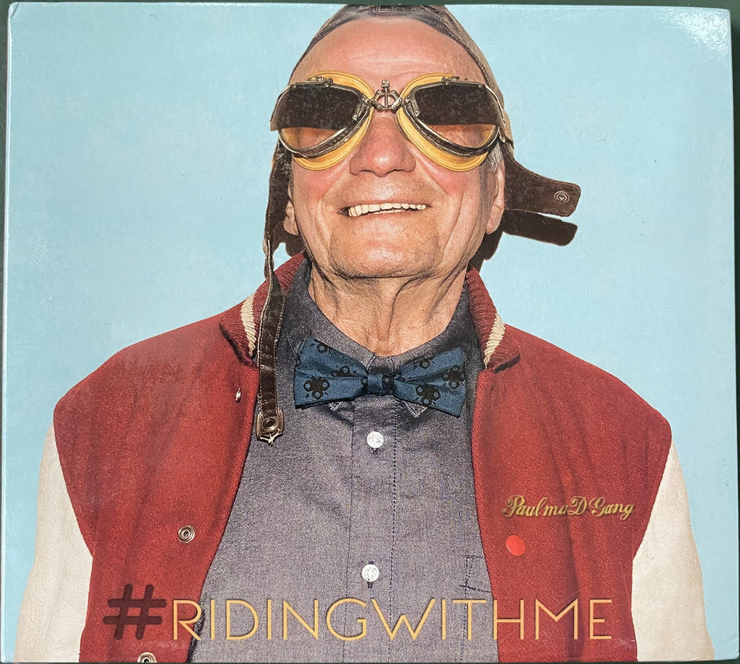z Paul maD Gang - Riding with me CD (2013)