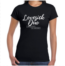 Load image into Gallery viewer, Lovesick Duo Women's short-sleeved T-shirt