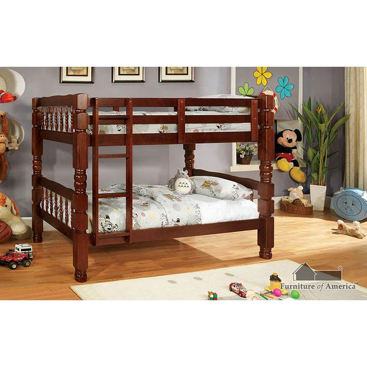 Carolina Cherry Bunk Bed