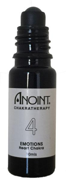 No.4 Emotions Oil | Heart Chakra
