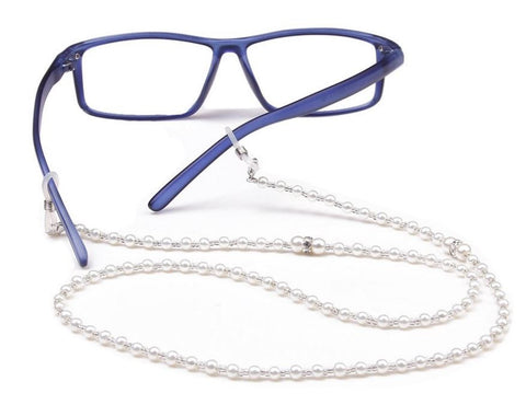 Pearly Pearled Eyeglass Chain