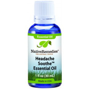 Headache Soothe™ Essential Oil Blend
