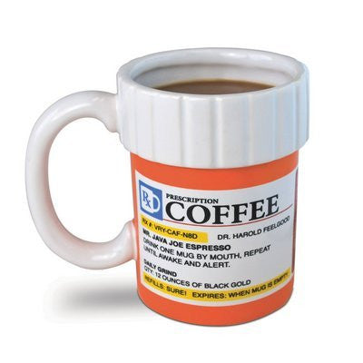 The Rx Coffee Mug