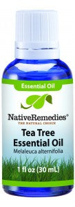 Tea Tree Essential Oil #Naturopathic #NaturalHealth
