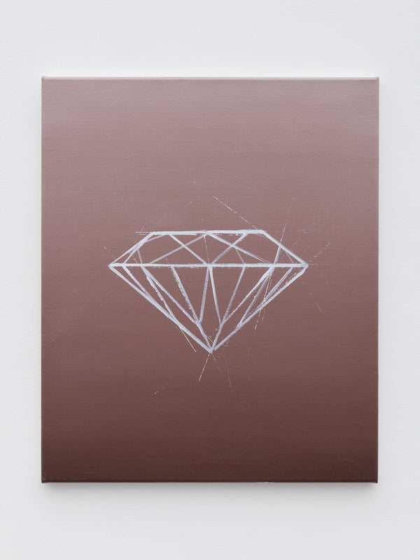 Diamant marron