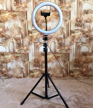 Load image into Gallery viewer, The Influencer's Ring Light & Phone Holder