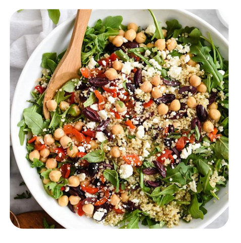Quinoa - Gourmet Salad (minimum 10 salads)