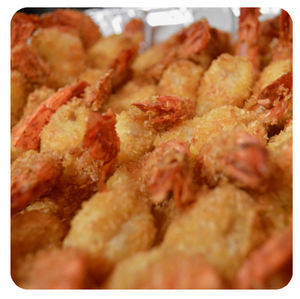Coconut Shrimp (minimum 2 dozen)