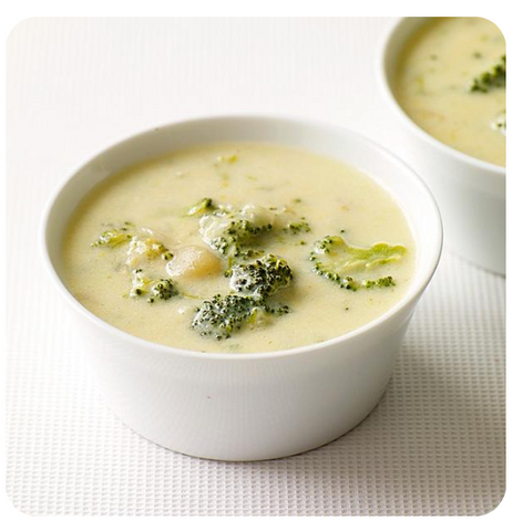 Cream of Broccoli Soup (minimum 6 soups)