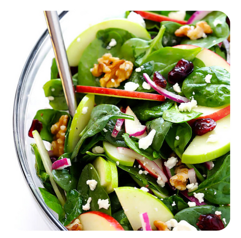 Cinnamon Apple - Gourmet Salad (minimum 10 salads)