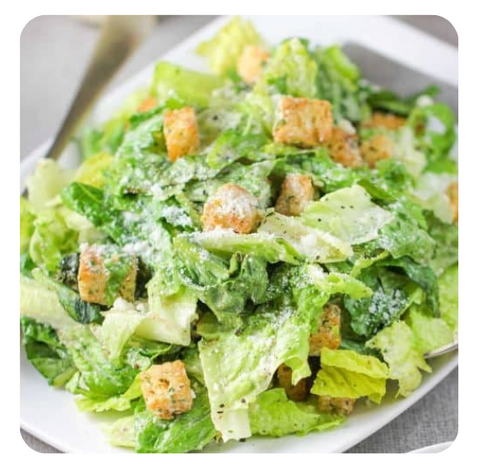Classic Caesar - Traditional Salad (minimum 10 salads)