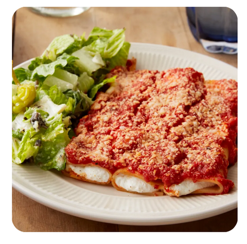 Combo #1 - Lasagna or Cannelloni