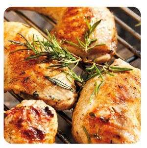 Roasted Rosemary Chicken (minimum 6 pieces)